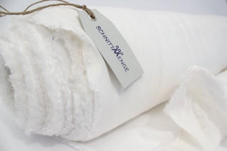 Bambusstoff weiß