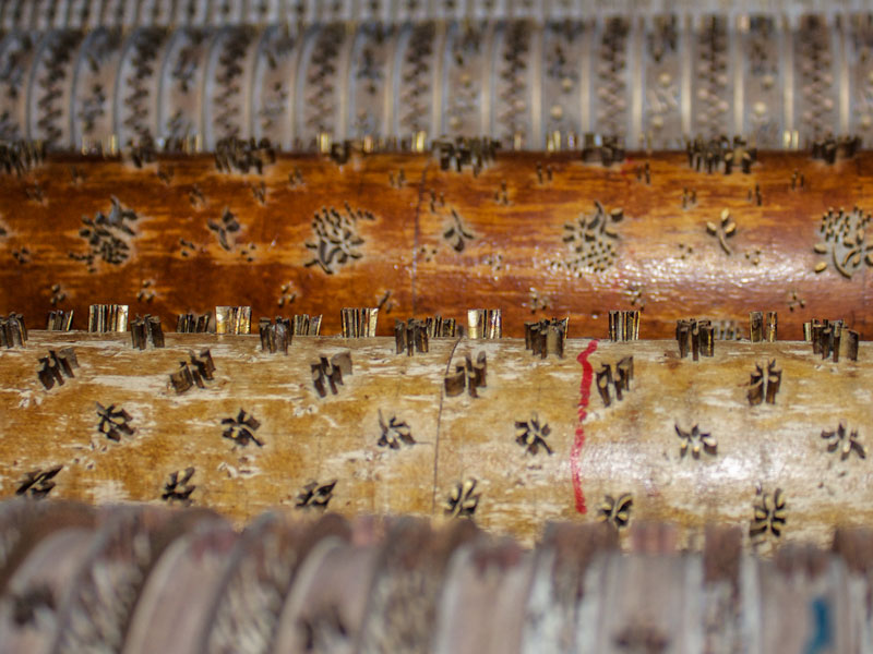 Modeln aus Birnen- oder LIndenholz