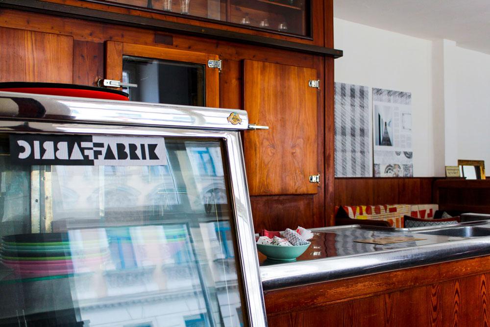 Die FabricFabrik-Werkstatt im 16. Wiener Gemeindebezirk