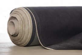 Jeans-Stoff dunkelblau 520g/m2
