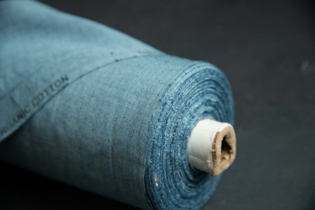 Baumwollstoff 100% Organic Cotton